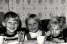 Lianes Geburtstag 1975