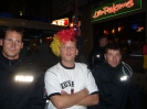 Andrè sprach die Polizisten an, ob sie ihn verhaften könnten