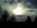 Der Himmel über Andrès Garten