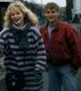 Andrè und ich in Boizenburg