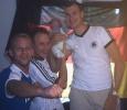 EM 2004 mit Hennings Baby